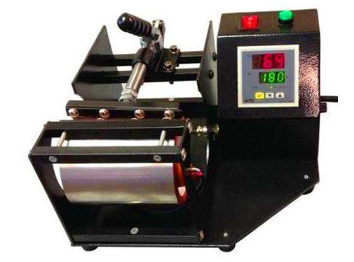 lisovacie zariadenie určené na sublimačnú potlač hrnčekov, šálok a pivných krígľov